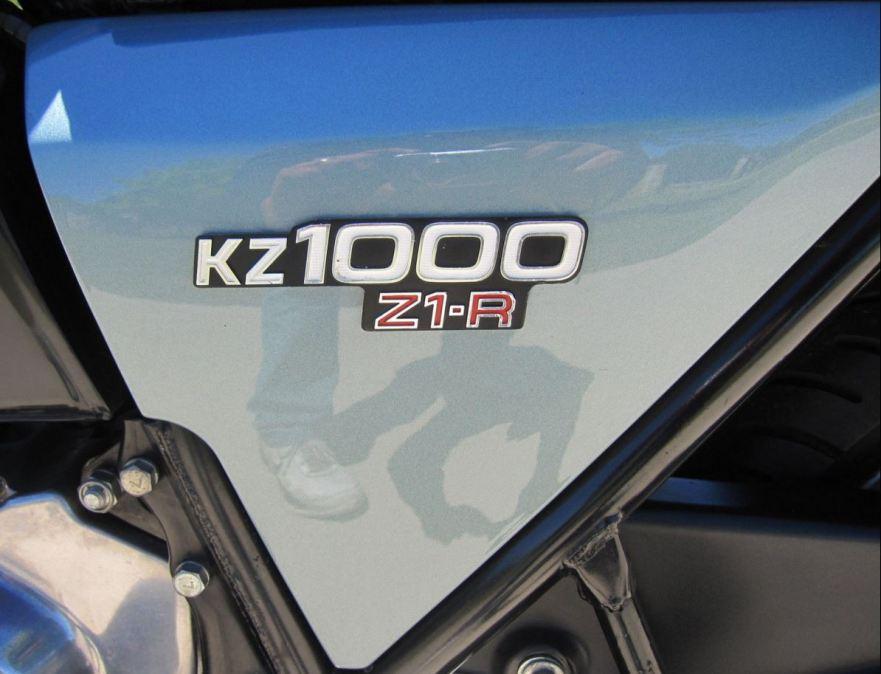 Kawasaki KZ1000 Z1R - Sidecover