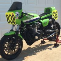WERA Vintage Racer - 1977 Kawasaki KZ650