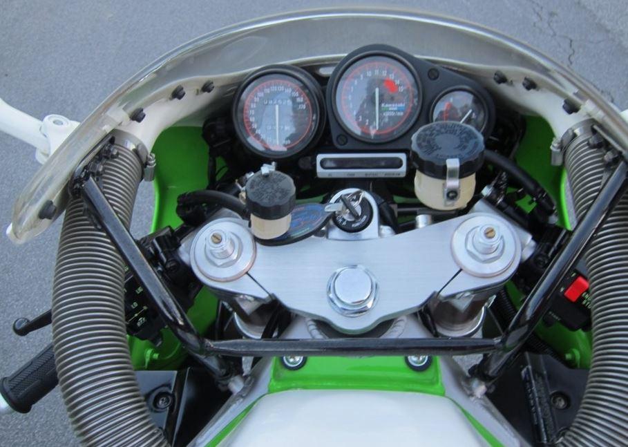 Kawasaki Ninja Zxr For Sale In California