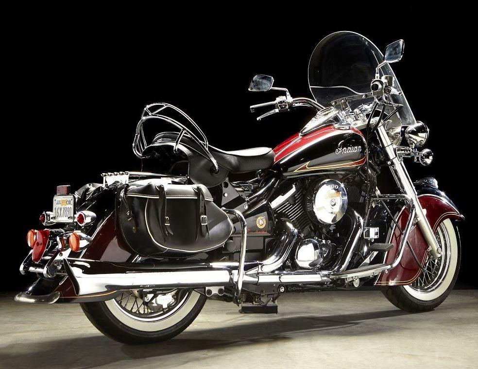 Kawasaki Vulcan  Drifter Exhaust