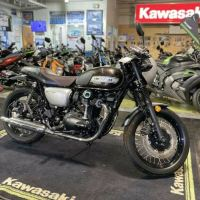 Leftover Discount - 2019 Kawasaki W800 Cafe