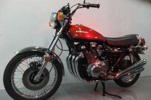Restored – 1973 Kawasaki Z1