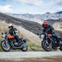 Video Intermission - Old and New: Kawasaki Z900RS and Kawasaki Z1