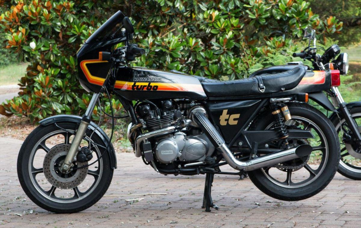 1978 Kawasaki Z1R-TC
