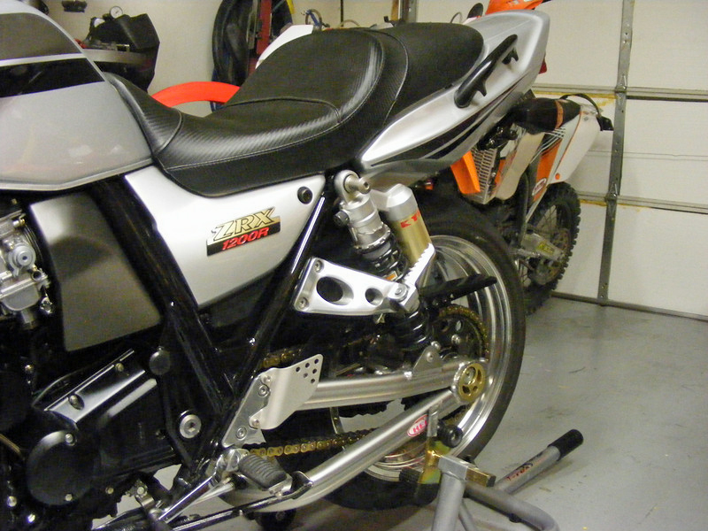 Kawasaki ZRX1200R - 4