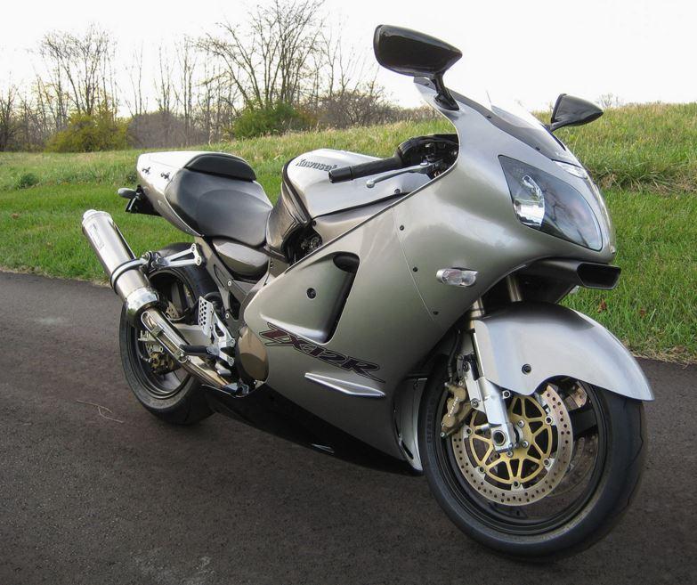 Impressively Preserved  U2013 2000 Kawasaki Ninja Zx