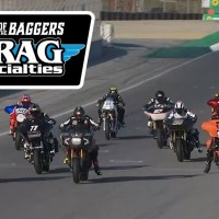 Video Intermission – King of the Baggers Race at Laguna Seca