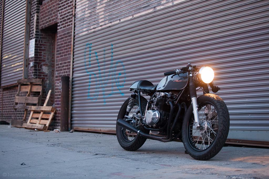 Kott Motorcycles Honda CB550