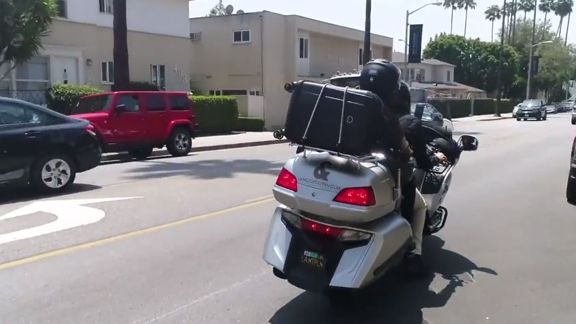 Would You Take a Motorcycle Taxi?