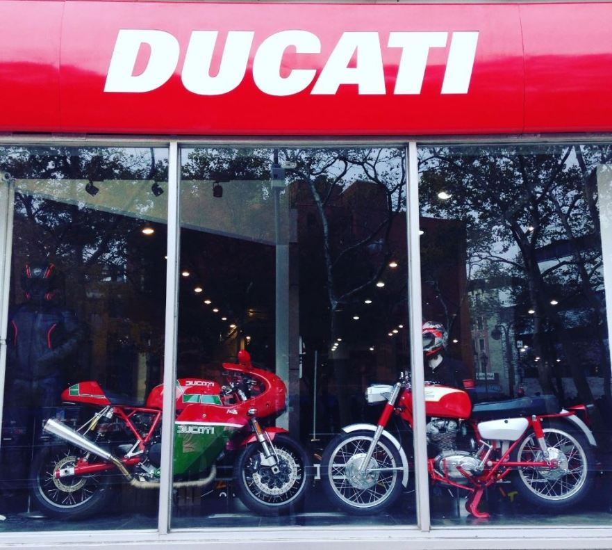 MHR Livery - 2007 Ducati SportClassic Sport 1000 S - Dealership