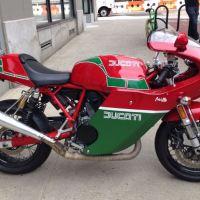 MHR Livery - 2007 Ducati SportClassic Sport 1000 S