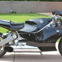 Jet Bike - 2002 Y2K MTT Turbine