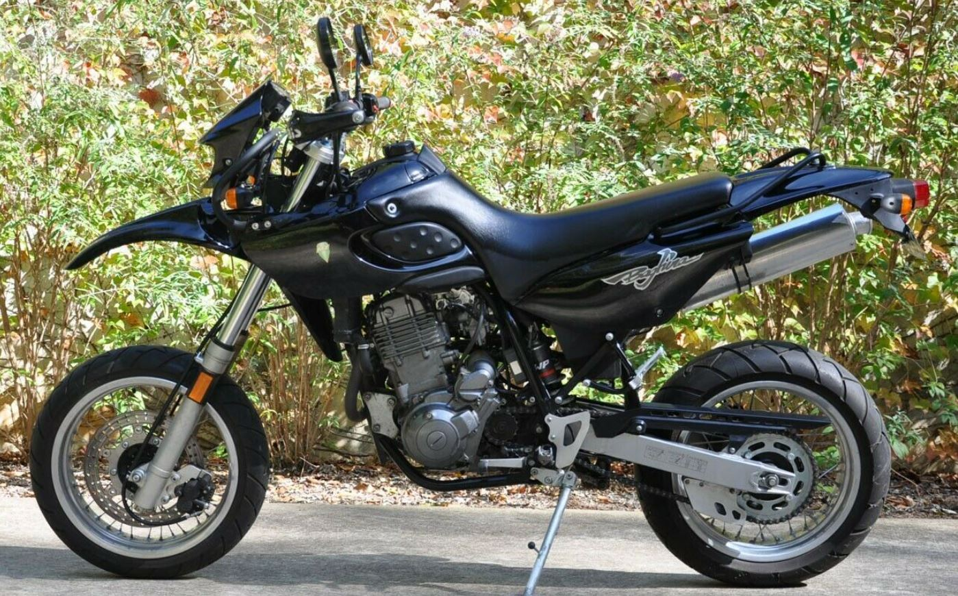 2004 MZ Baghira Black Panther