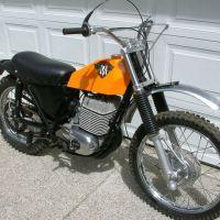1969 Maico 360 X4