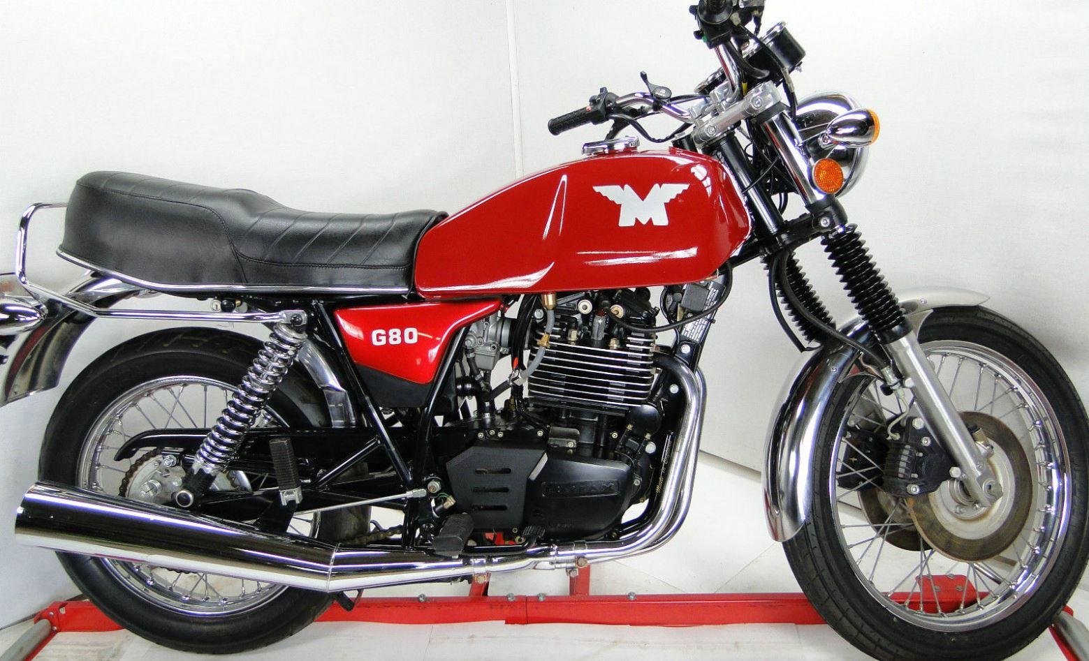 Rotax Power – 1988 Harris Matchless G80 – Bike-urious