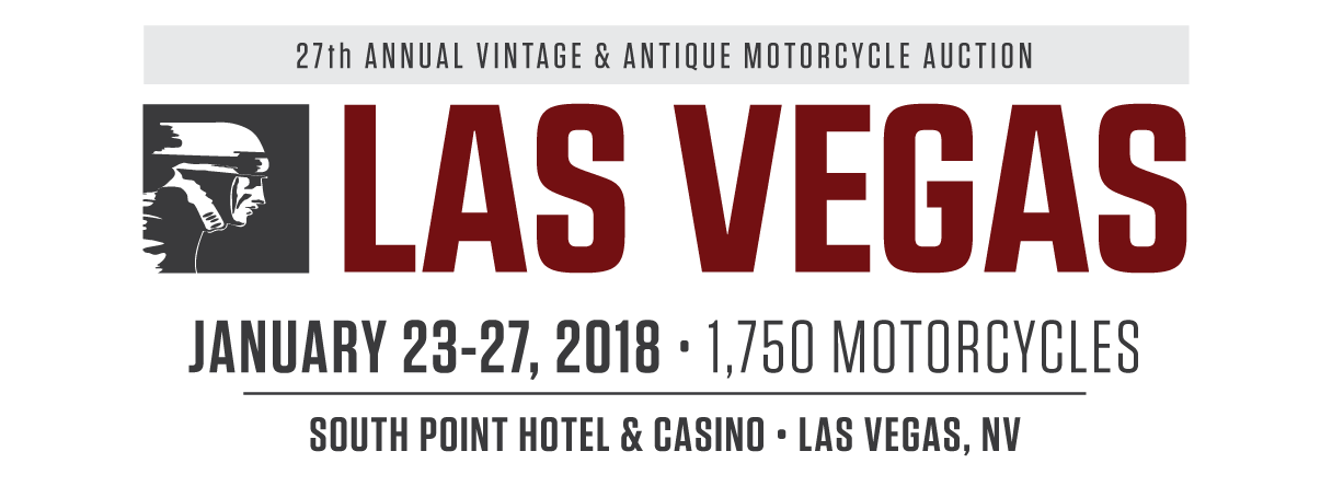 Auction Recap – Mecum Las Vegas 2018 | Bike-urious