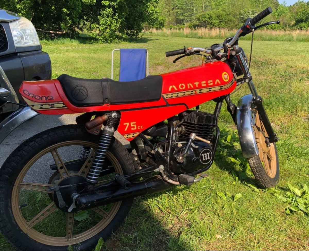125cc Kit - 1982 Montesa Crono 75