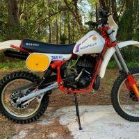 4 Miles - 1984 Montesa H7 360 Enduro