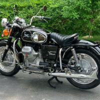 Cycle Garden Restoration - 1973 Moto Guzzi Eldorado Police