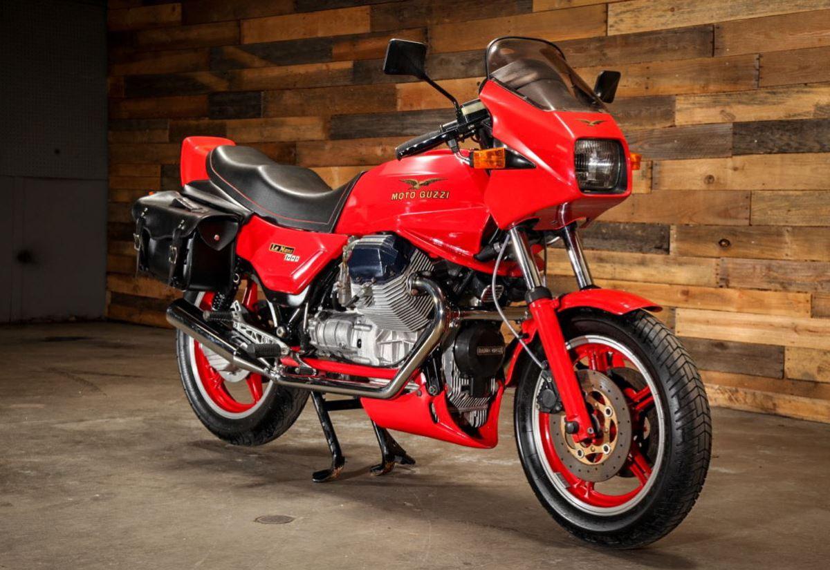 1985 moto guzzi le mans 1000 mkiv bike urious. Black Bedroom Furniture Sets. Home Design Ideas