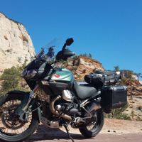 2017 Moto Guzzi Stelvio NTX