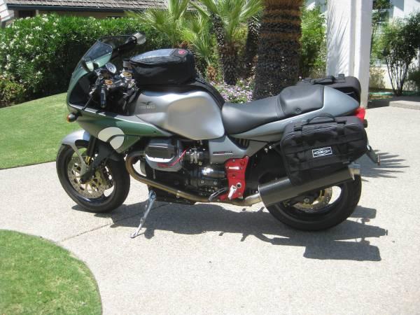 2002 moto guzzi v11 le mans tenni bike urious. Black Bedroom Furniture Sets. Home Design Ideas