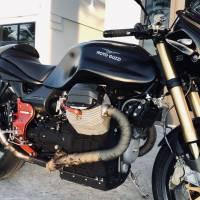 2002 Moto Guzzi V11 Scura
