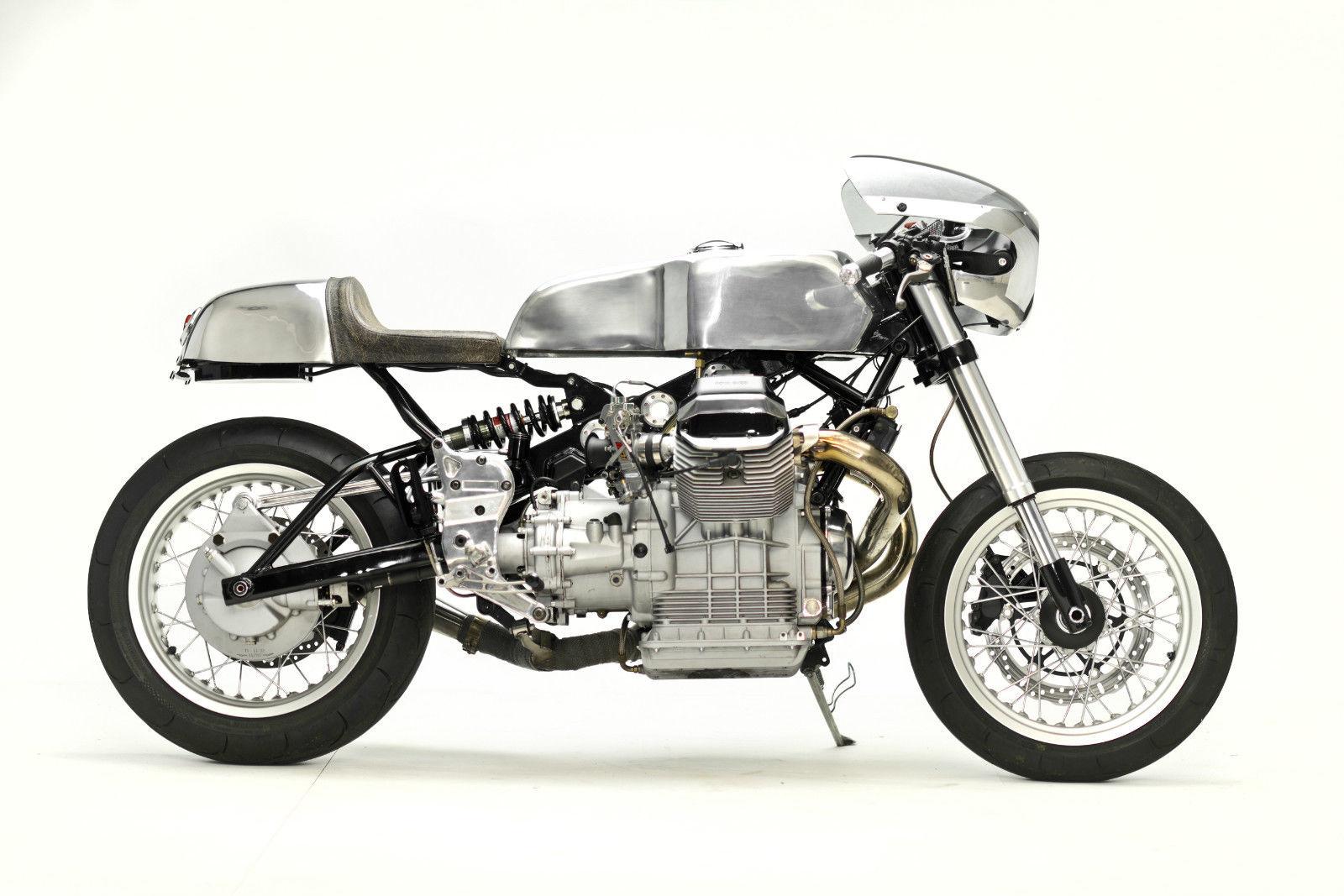 2000 moto guzzi v11 sport custom bike urious. Black Bedroom Furniture Sets. Home Design Ideas