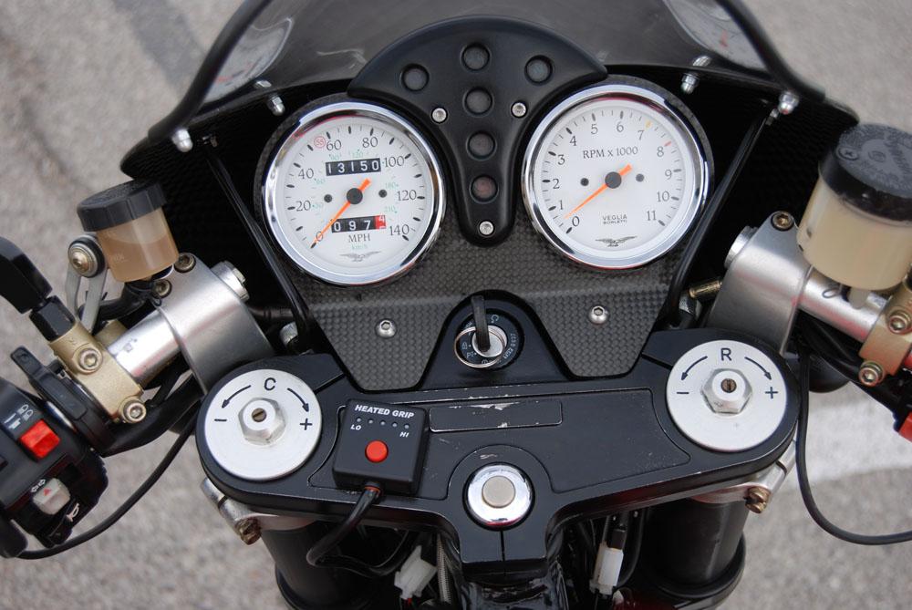 2001 moto guzzi v11 sport rosso mandello – 68 of 300 | bike-urious