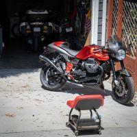 49 of 300 - 2001 Moto Guzzi V11 Sport Rosso Mandello