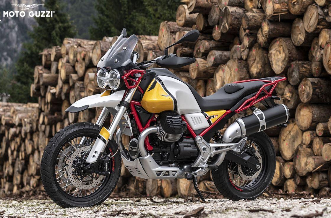Open To Pre-Order - 2019 Moto Guzzi V85 TT