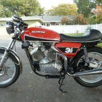 No Reserve - 1977 Moto Morini 3 1/2 Sport