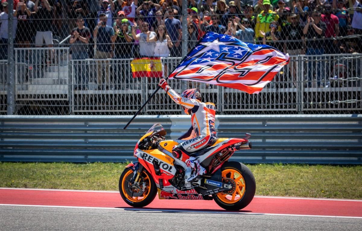 2018 MotoGP Austin - Sunday