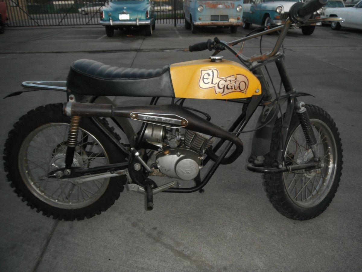 1970 Muskin El Gato Bike Urious