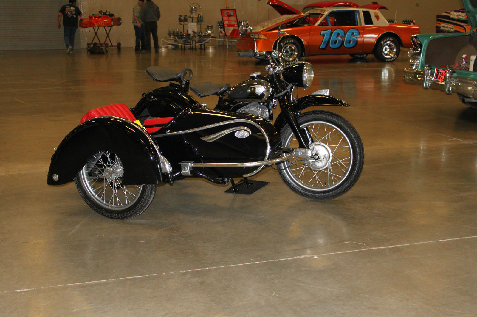 1954 nsu max with steib ls200 sidecar for sale bike urious. Black Bedroom Furniture Sets. Home Design Ideas