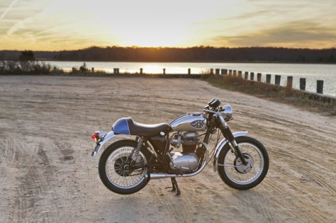 Northeast Sportscar - BSA Lightning