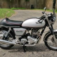No Reserve - 1975 Norton Commando 850