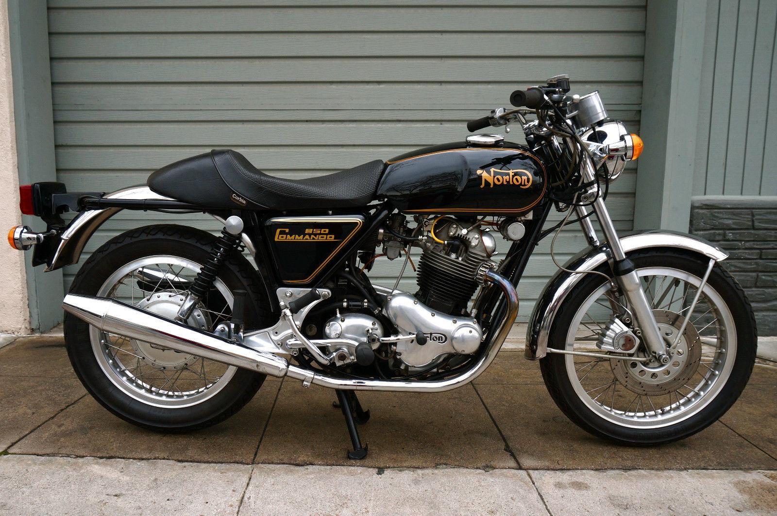 850 Norton Wiring Diagram Trusted 1973 Commando Hobbiesxstyle Mallory