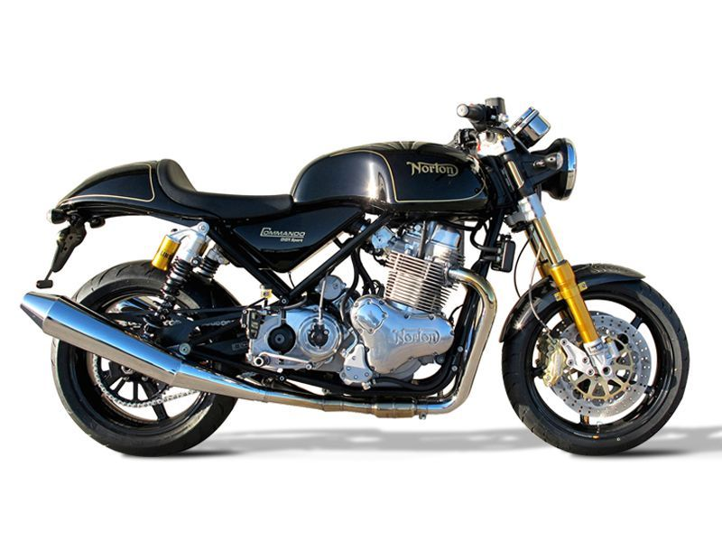 Norton Commando 961 Sport - Right Side