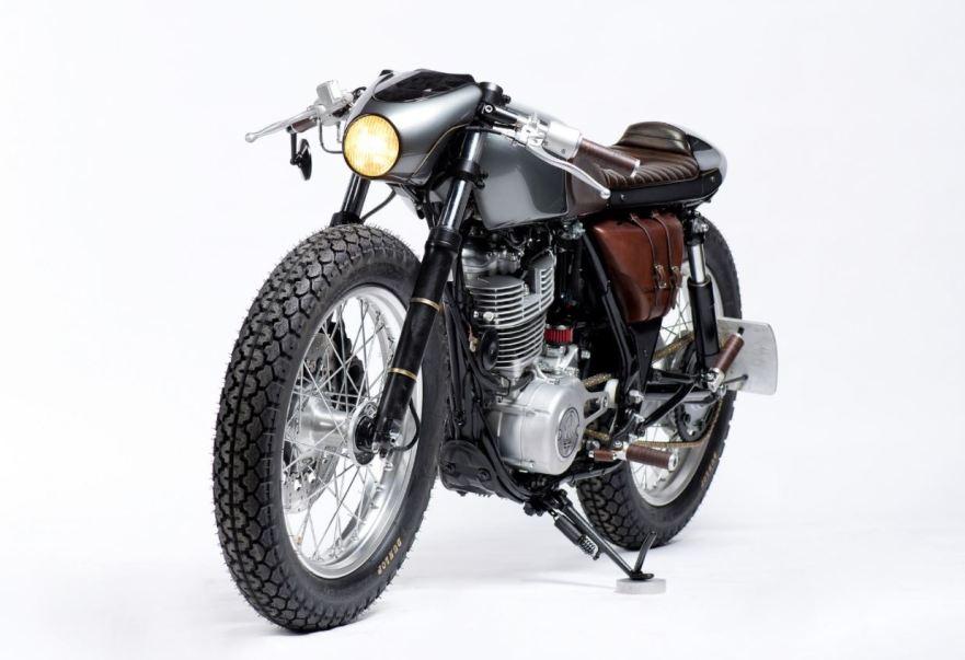 ec6a627b7990 OEM Snipe – 2015 Yamaha SR400 Custom – Bike-urious