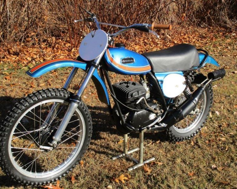 1975 Ossa Phantom Gp1 Bike Urious