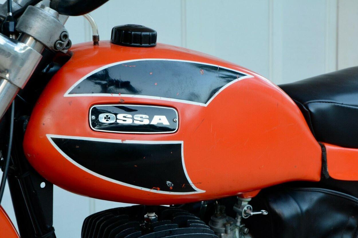 1971 OSSA Pioneer 250