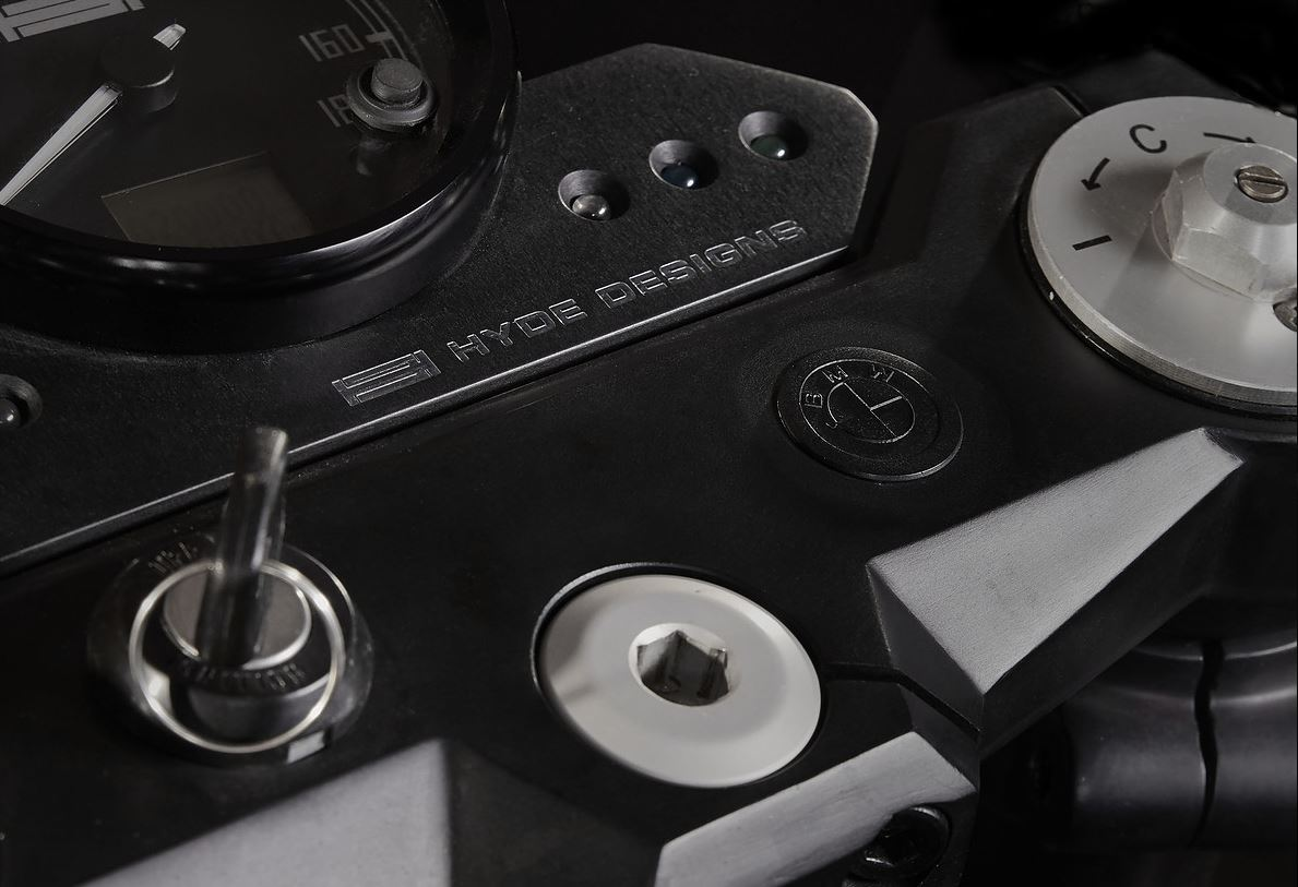 Octavia - BMW XChallenge - Triple Tree