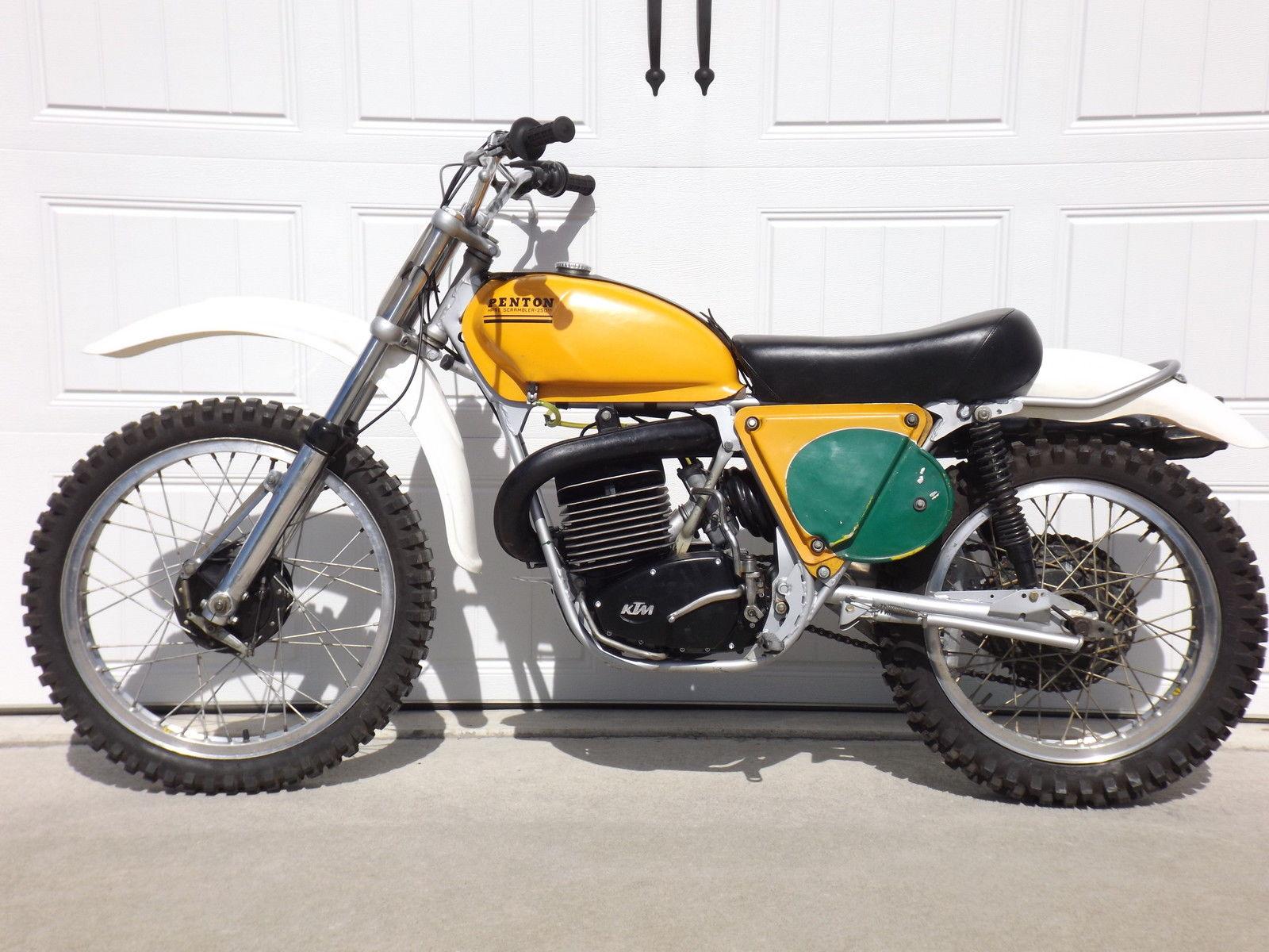 Sell Us Your Bike Reviews >> 1973 Penton Hare Scrambler 250   Bike-urious