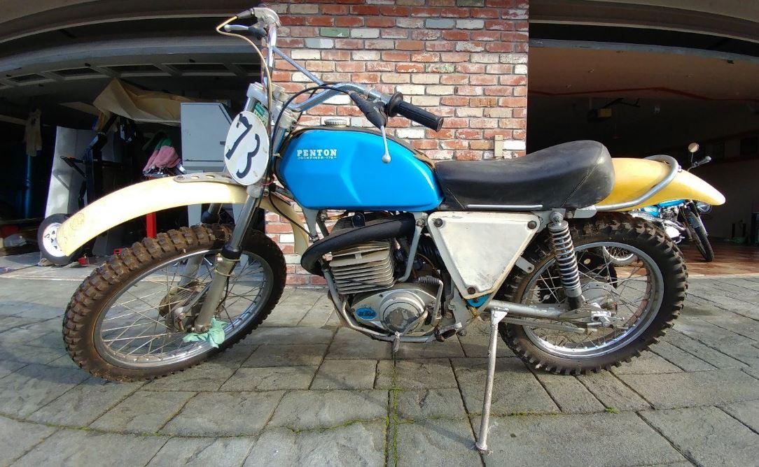 1973 Penton Jackpiner 175
