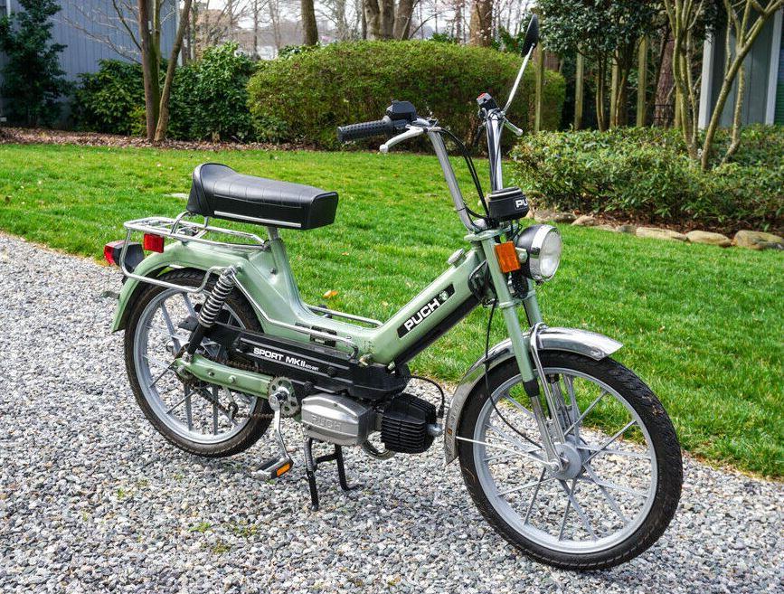 1978 Puch Sport MKII – Bike-urious