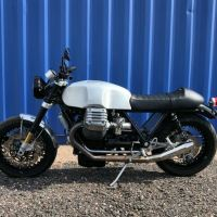 "Custom MG - ""1984"" Radical Guzzi V12"