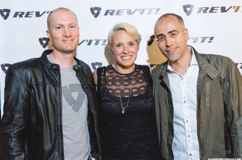 Rev'It Event at Beach Moto - Team