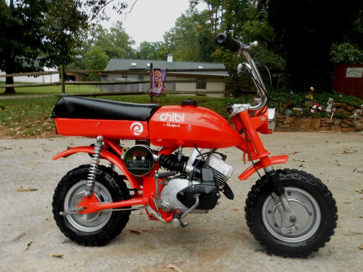 1973 Rockford Chibi 60 Deluxe