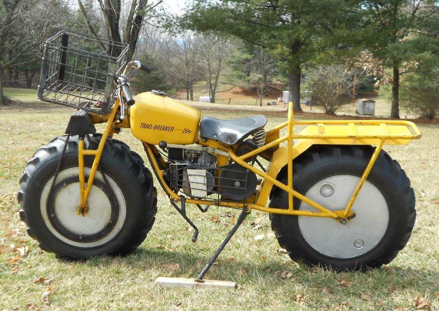 One Owner - 1969 Rokon Trailbreaker
